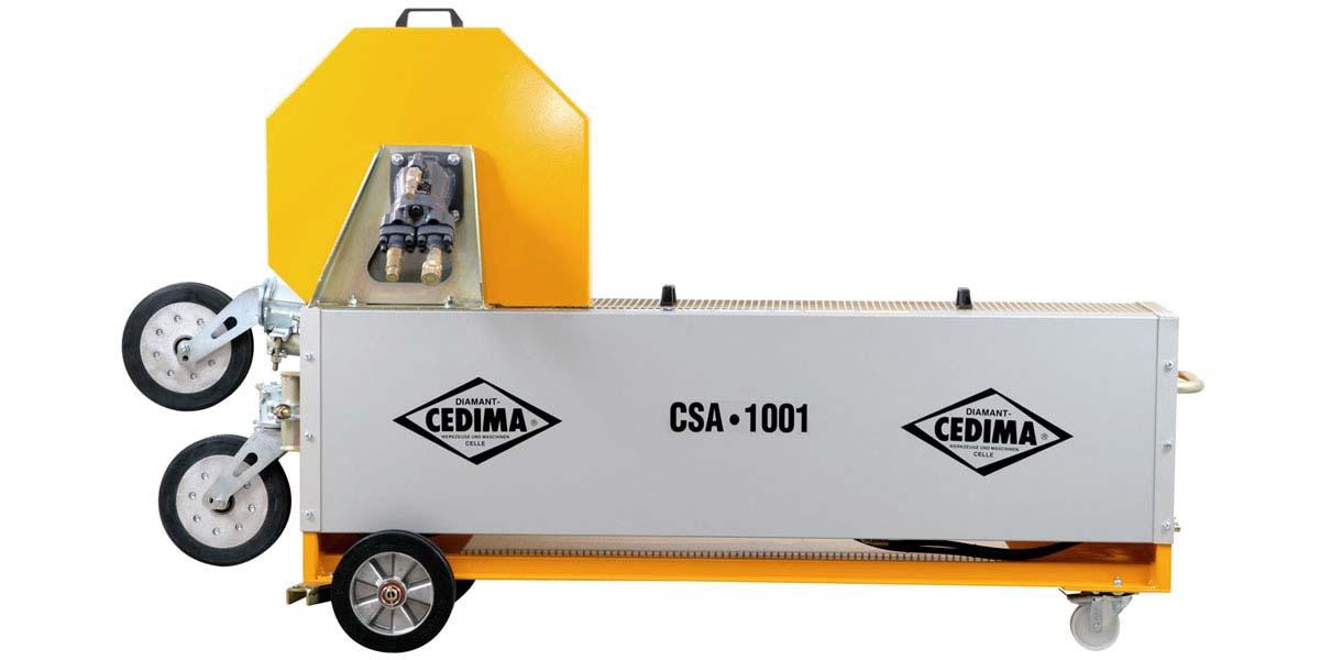 Канатная пила Cedima CSA-1001 H