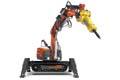 Демонтажный робот Husqvarna DXR 310