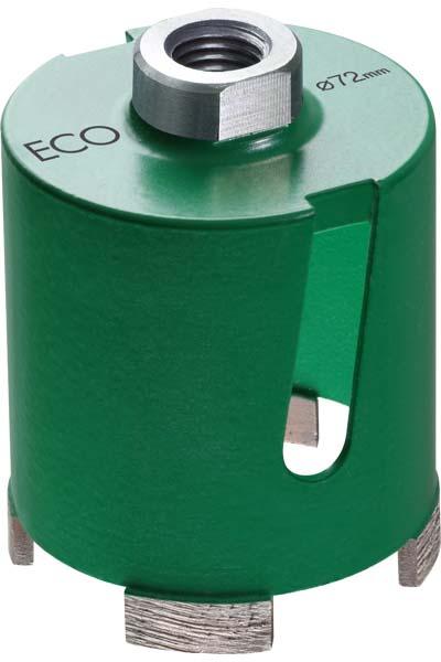 Алмазные коронки для подрозетников DELTA Diamond Tools ECO